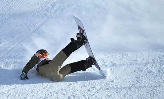 Tragic fate of snowboarders