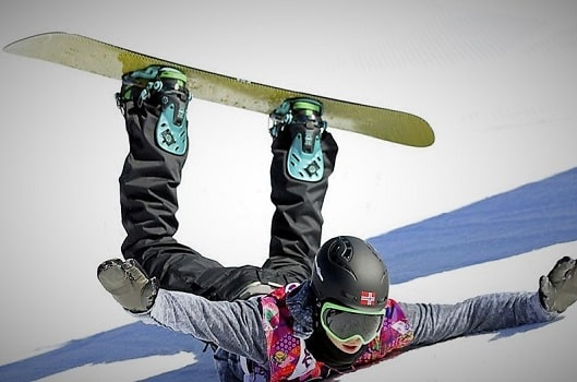 Fatal accidents in snowboarding