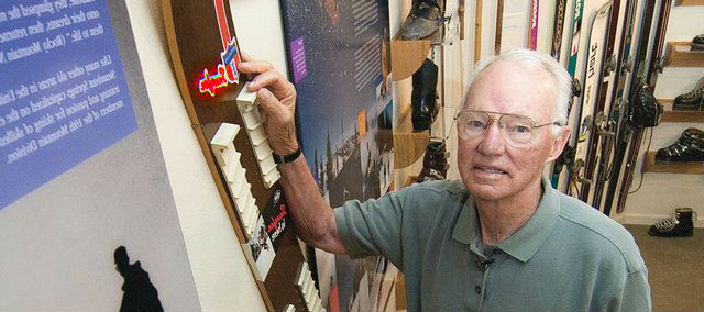 Sherman Poppen - inventor of a snowboard