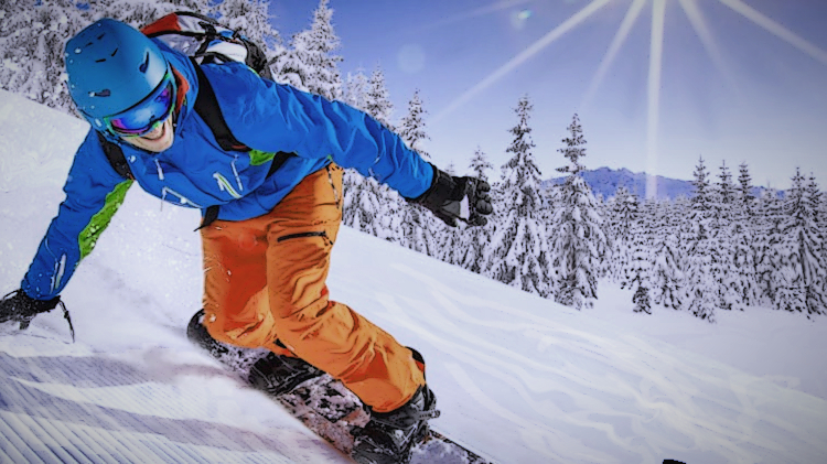 Best songs for snowboarding